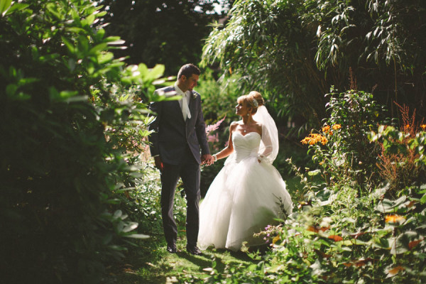CHRIS AND CHARLOTTE'S FRENCH/IRISH WEDDING