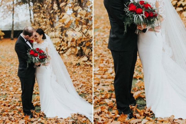 AUTUMNAL BERTA BRIDE WEDDING